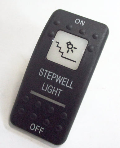 446553055 Stepwell Light Switch Bezel