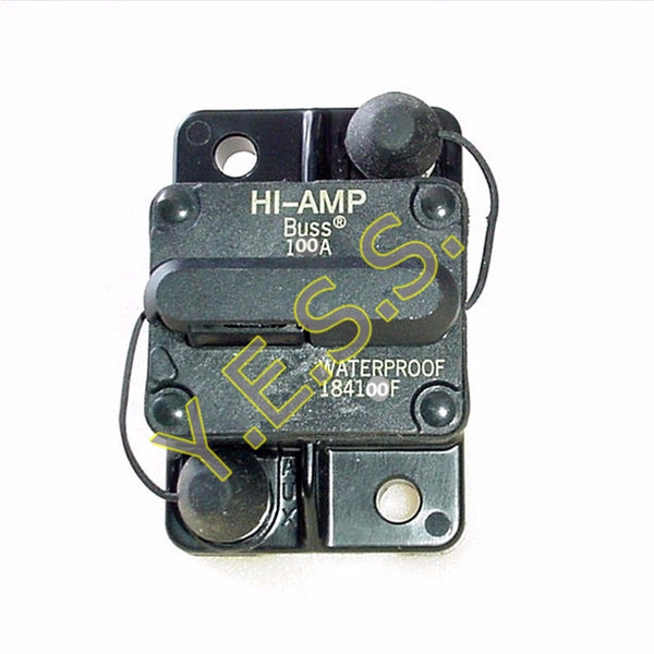 184100F Circuit Breaker 100 Amp - Yost Equipment Sales