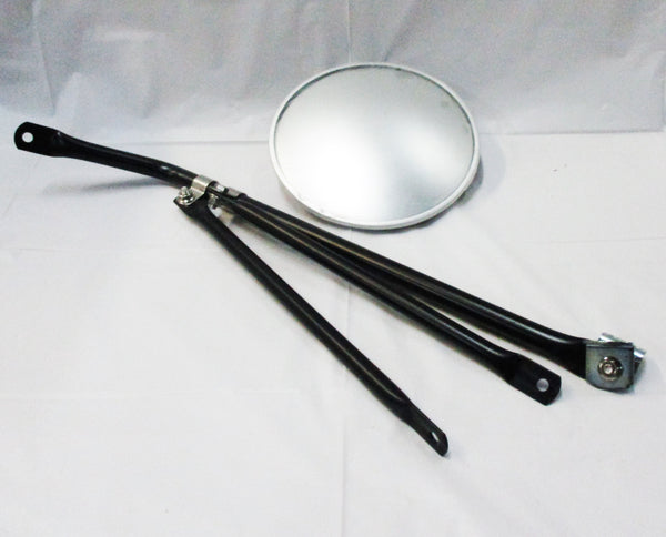 50-895 Driver Side Tripod Mirror Assembly