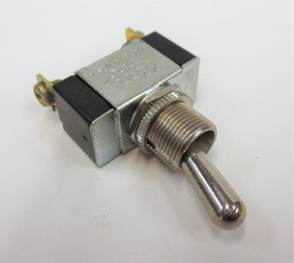 5520 Toggle Switch 2 Screw Terminal On/Off