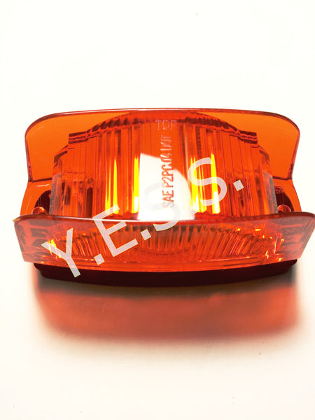 5150-2 Amber Marker Lamp - Yost Equipment Sales