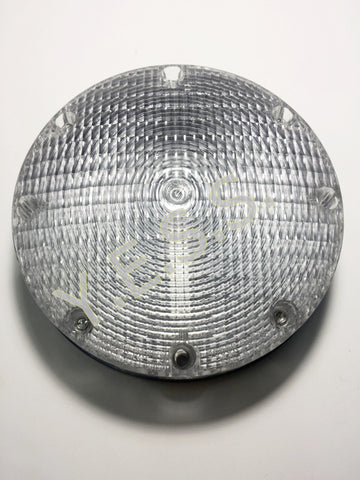 "3-5000 Clear 7"" Back Up Lamp - Yost Equipment Sales"