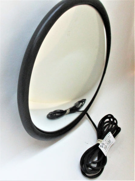 "59-106 10"" Diameter Round Convex Non Heated Mirror"