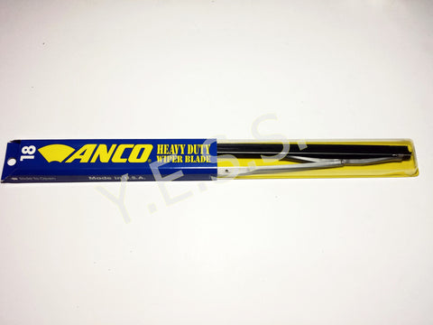 "52-18 Anco 52 Series 18"" Heavy Duty Wiper Blade - Yost Equipment Sales"