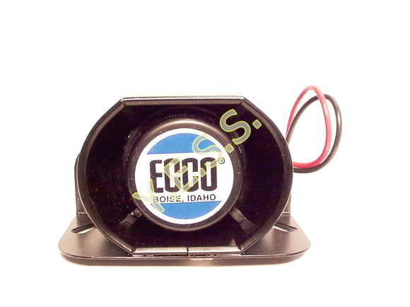 630 ECCO Heavy Duty 107dB Back Up Alarm - Yost Equipment Sales