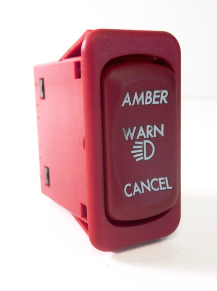 136245 Thomas C2 Warning Light Activator Rocker Switch - Yost Equipment Sales