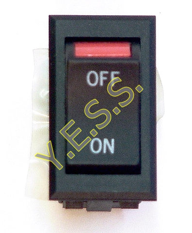 69284-1 Wayne Momentary Rocker Switch