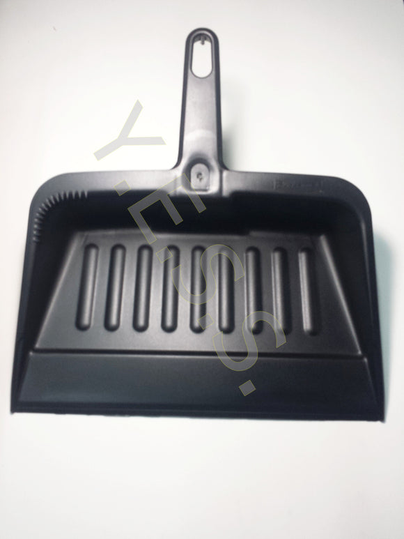 17525 Heavy Duty Black Dust Pan - Yost Equipment Sales