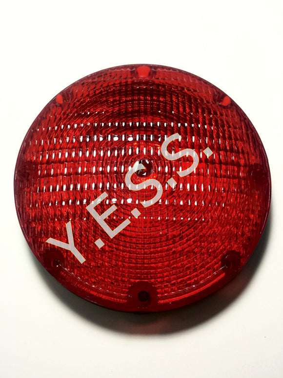 1010-7120-1 Red Stop & Tail Lamp - Yost Equipment Sales
