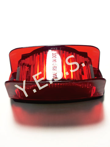5180-1 Red LED Marker Lamp - Yost Equipment Sales