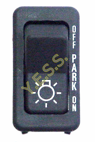 1661234C3 IC Headlight Rocker Switch - Yost Equipment Sales