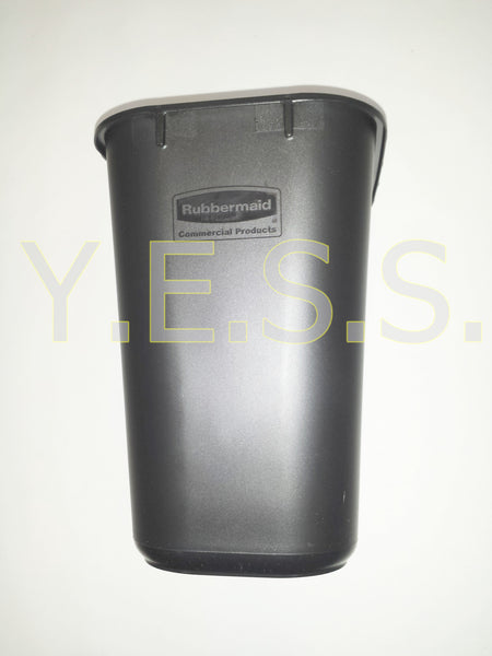 14QTWB Rubbermaid 14 Quart Waste Basket - Yost Equipment Sales