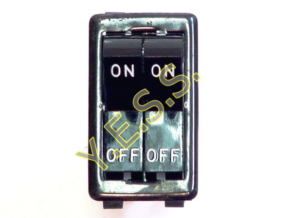 58506-11 Dual Rocker Switch - Yost Equipment Sales
