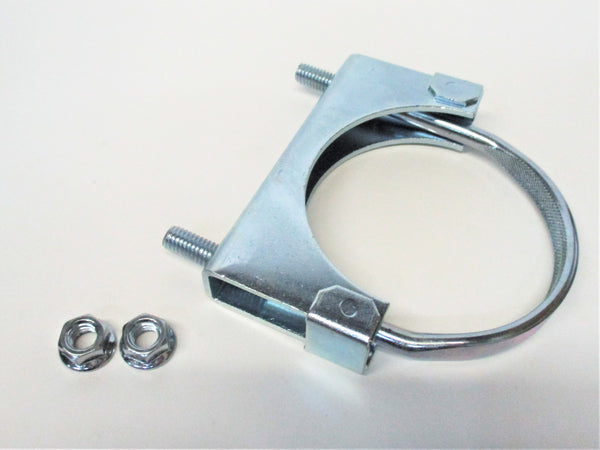 "9502 Flat U-Bolt 3 1/2"" Clamp"