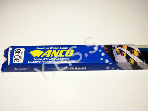 "30-18 Anco 30 Series 18"" Winter Wiper Blade - Yost Equipment Sales"