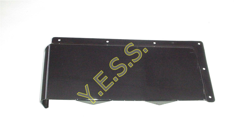"426580002 IC 12"" Left Side Bumper End Cap - Yost Equipment Sales"