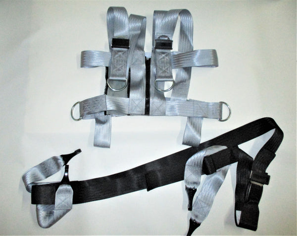 BR-41AINY BESI Large Adjustable Securement Vest