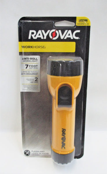 IN2-KD RayOvac Industrial Flashlight