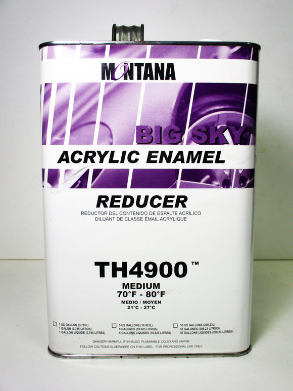 TH4900-G Acrylic Enamel Reducer