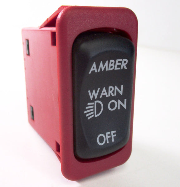100135 Thomas C2 Warning Light Rocker Switch - Yost Equipment Sales