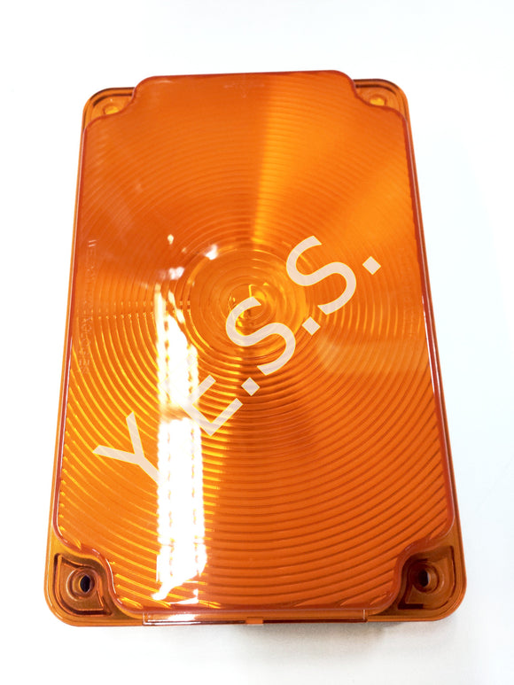 5801-2 Amber Turn Lamp - Yost Equipment Sales