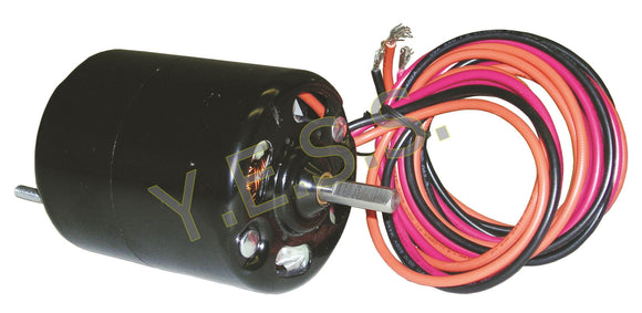 HM509HD CW 2 Speed Heavy Duty Heater Motor - Yost Equipment Sales