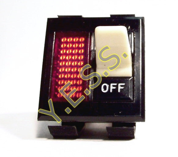 2203-9375 Thomas Master Single Paddle Switch - Yost Equipment Sales
