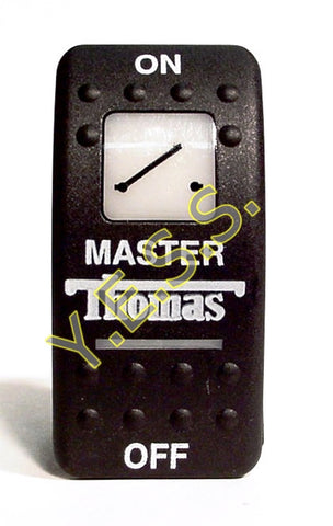 5200-2642 Thomas Master Rocker Switch - Yost Equipment Sales