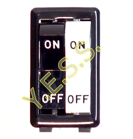 58506-08 Dual Rocker Switch - Yost Equipment Sales