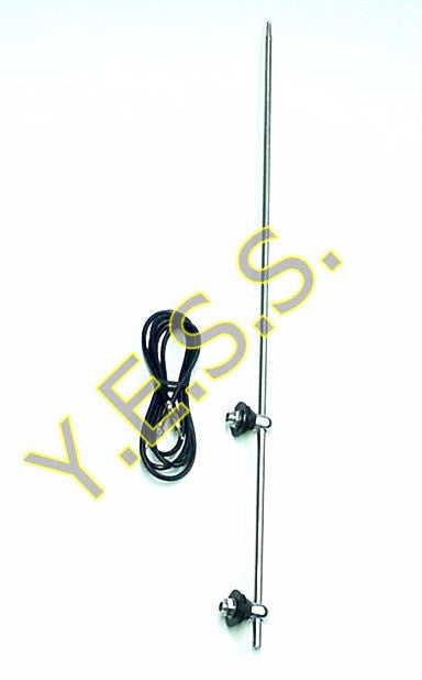 210000 Dual Stud Mount Telescoping Antenna - Yost Equipment Sales