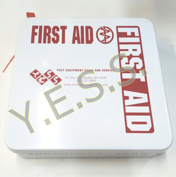 ODOT-24 Ohio 24 Unit First Aid Kit - Yost Equipment Sales