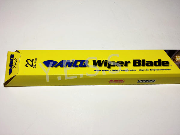 "31-22 Anco 31 Series 22"" Wiper Blade - Yost Equipment Sales"
