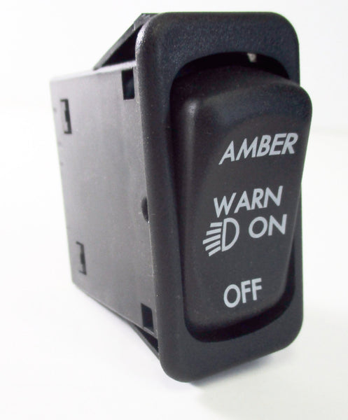 149234 Thomas C2 Warning Light Rocker Switch - Yost Equipment Sales