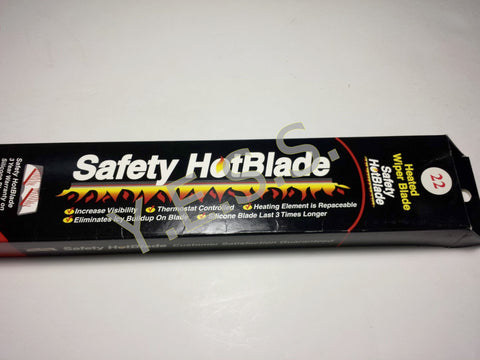 "HB22 Safety HotBlade 22"" - Yost Equipment Sales"