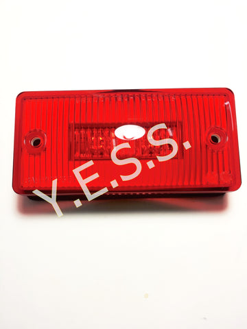 5045LED-1 Red LED Marker Lamp - Yost Equipment Sales