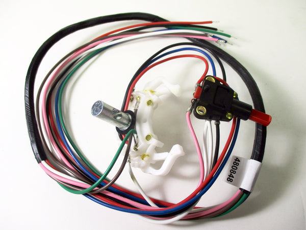 0099908 Turn Signal Switch - Yost Equipment Sales