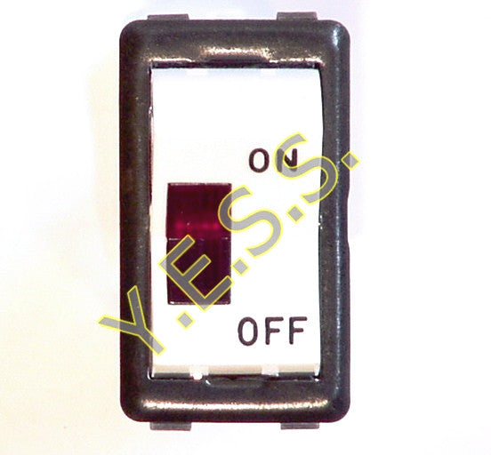 57300-11 Carpenter Lighted Rocker Switch - Yost Equipment Sales