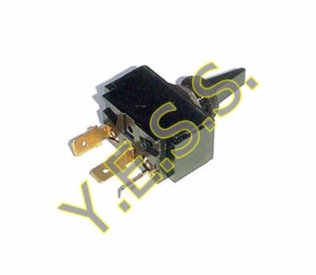 54103-01 Carpenter Heater Toggle Switch - Yost Equipment Sales