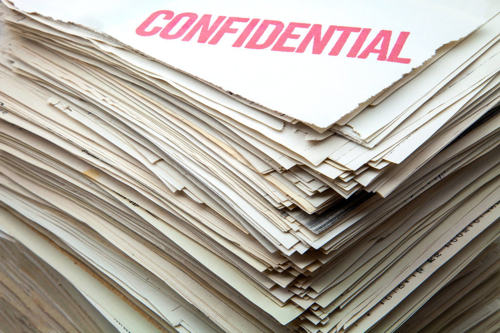 10 Confidential Documents You Should Shred Immediately