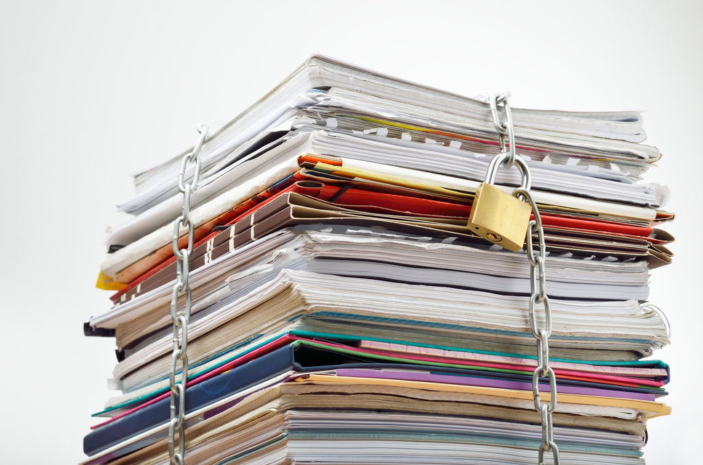 5 Crucial Document Security Mistakes You Need to Avoid