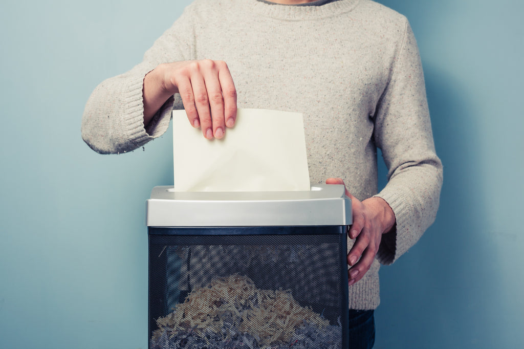 Go Green: How Document Shredding Helps Our Environment