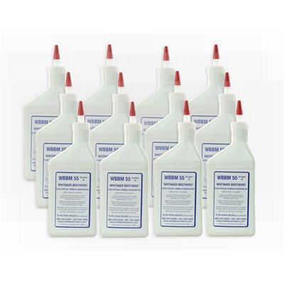 Shredder Supplies - 12 Pint Case Of Shredder Oil