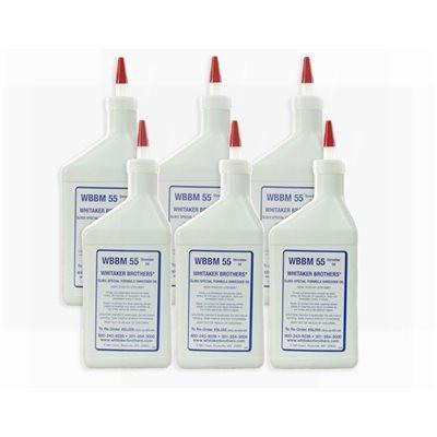 Shredder Supplies - 6 Pint Case Of Shredder Oil