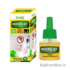 Herbal Mosquito Vaporizer 40 ML By Herbal Strategi