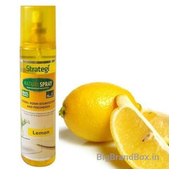 Lemon Room Freshener 250 ML By Strategi