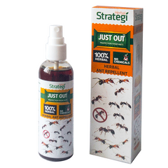 Herbal Ant Repellent Spray By Strategi