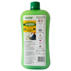 Cold Fogging Indoor Liquid 1 Litre / 1000 ml By Herbal Strategi
