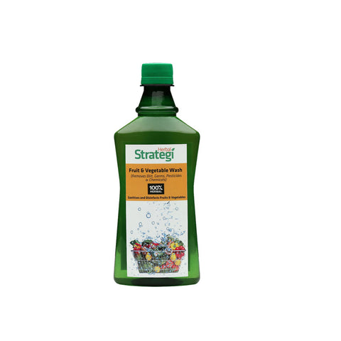 Fruit and Vegetable Wash By Herbal Strategi