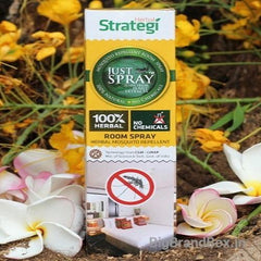 Herbal Mosquito Repellent Room Spray 100 ML By Strategi