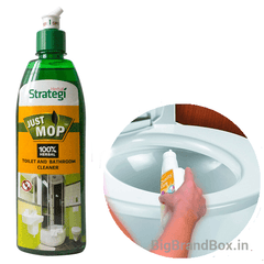 Herbal Toilet and Bathroom Cleaner 500ML By Strategi